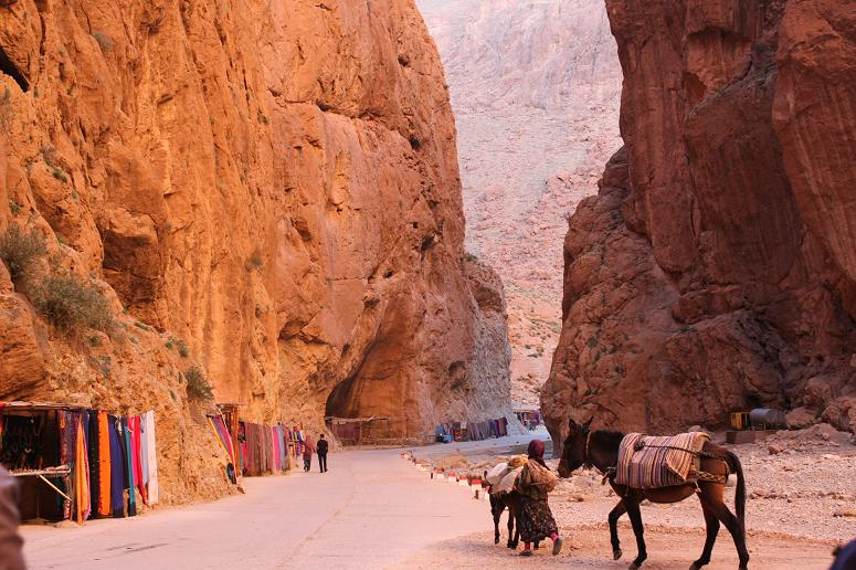 Best Places to go Trekking in Morocco