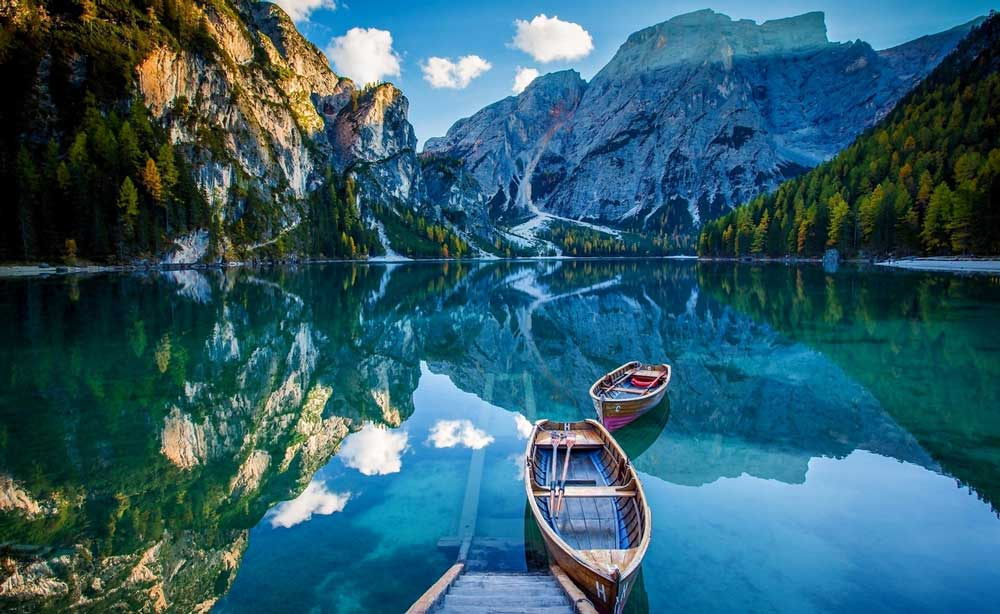 The Top Most Beautiful Hiking Trails in South Tyrol, Italy